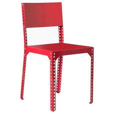 Eclectic Dining Chairs by AREAWARE