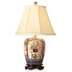 traditional table lamps by Gump's San Francisco