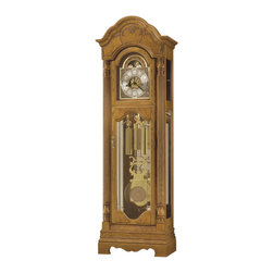Howard Miller - Howard Miller Kinsley Floor Clock - Howard Miller - Floor Clocks - 611196