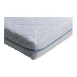 IKEA of Sweden - VYSSA VINKA Mattress for extendable bed - Mattress for extendable bed, blue