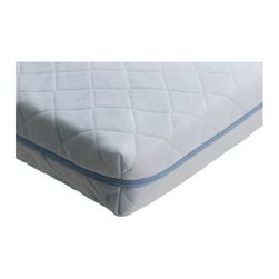 IKEA of Sweden - VYSSA VINKA Mattress for extendable bed - Mattress for extendable bed, blue