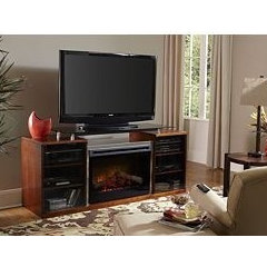 Living Room Furniture, Marana Electric Fireplace, Living Room Furniture | Havert