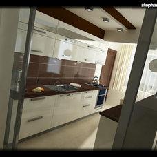 Modern Kitchen by Stephan Eyck