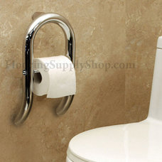 Contemporary Toilet Paper Holders by Flooring Supply Shop