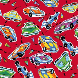 "SheetWorld - SheetWorld Fitted Pack N Play (Graco Square Playard) Sheet - Race Cars Red - This luxurious 100% cotton ""woven"" square playard sheet features bright colored race cars on a red background. Our sheets are made of the highest quality fabric that's measured at a 280 tc. That means these sheets are soft and durable. Sheets are made with deep pockets and are elasticized around the entire edge which prevents it from slipping off the mattress, thereby keeping your baby safe. These sheets are so durable that they will last all through your baby's growing years. We're called sheetworld because we produce the highest grade sheets on the market today. Size: 36 x 36. Not a Graco product. Sheet is sized to fit the Graco square playard. Graco is a registered trademark of Graco."