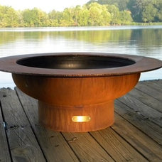 Traditional Fire Pits by Serenity Health & Home Decor
