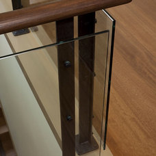 Contemporary Staircase by Cravotta Interiors