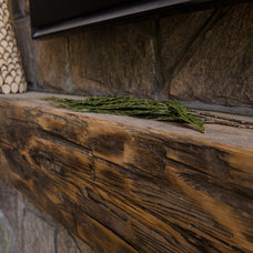 Fireplace Accessories by Canadian Antique Lumber Co. Ltd.