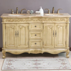 Traditional Bathroom Vanities And Sink Consoles by Build.com