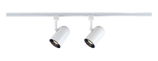 Sea Gull Lighting - Sea Gull Lighting 2670-15 Ambiance Lx Cable System 4 Light Track Lighting in Whi - Ambiance Lx 2 Light Track Lighting Kit in White