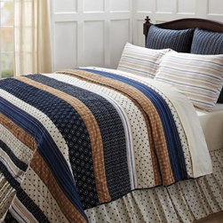 Seapoint Quilted Bedding -