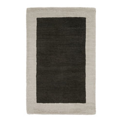 Maxwell Area Rug - Define your space and style with neutral tones and a simple, clean design. The Maxwell Area Rug will display your impeccable taste and keen eye for high fashion pieces without overwhelming.