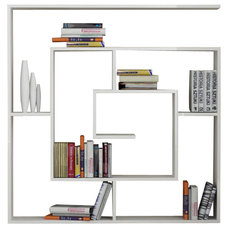 Modern Bookcases by Wondrous International, Inc