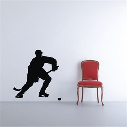ColorfulHall Co., LTD - Ice Hockey Sports Wall Decor - Ice Hockey Sports Wall Decor