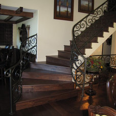 Mediterranean Wood Flooring by Summitt Forest Products