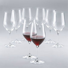 Traditional Everyday Glasses by Wine Enthusiast Companies
