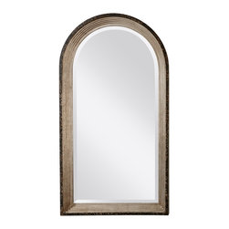 Murray Feiss - Murray Feiss MR1125ASLF Archie Transitional Mirror - Murray Feiss MR1125ASLF Archie Transitional Mirror