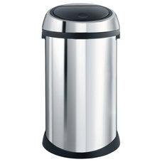 Modern Kitchen Trash Cans by CutleryAndBeyond