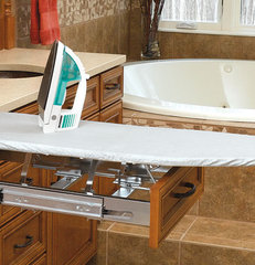 contemporary ironing boards by Cornerstone Hardware & Supplies