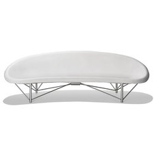 Contemporary Outdoor Lounge Chairs by Galanter & Jones