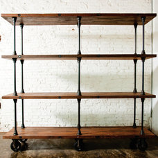 Industrial Furniture by Dynamic Home Decor