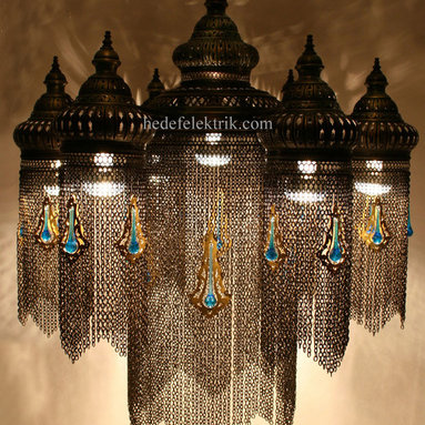 Turkish Style - Ottoman Lighting - *Code: HD-04161_66