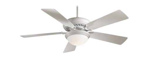 """Minka Aire - Minka Aire F569-WH Supra White 52"""" Ceiling Fan with Remote Control - Features:"""