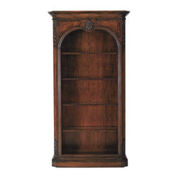 Ambella Home - New Ambella Home Bookcase Ash Arched Olivier - Product Details