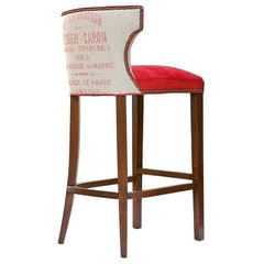 traditional bar stools and counter stools by kristindrohancollection.com