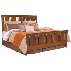Modern Beds by National Furniture Supply