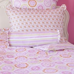 modern kids bedding by Rosenberry Rooms