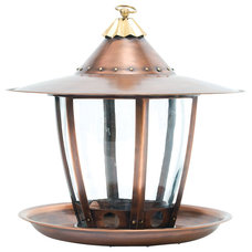 Traditional Bird Feeders by H Potter