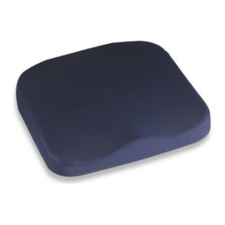 Tempur-pedic - Tempur-Pedic Seat Cushion for Home and Office - This seat cushion by Tempur-Pedic absorbs and distributes your weight evenly over its entire surface enabling you to sit comfortably for extended periods of time.