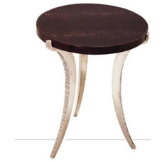 Eclectic Side Tables And Accent Tables by HW Home