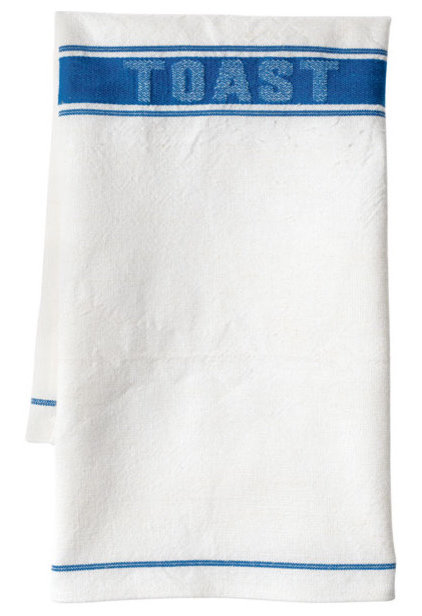 Mediterranean Dish Towels by Will Taylor