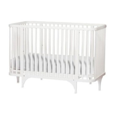 Argington - Argington Bam Collection Crib Conversion Kit in White - This crib conversion kit allows you to extend the use of your Bam Collection bassinet, sold separately, by converting it into a full-sized crib, which accepts a standard crib mattress. Made from solid birch and birch ply wood.