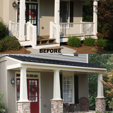 Traditional  by Green Basements & Remodeling