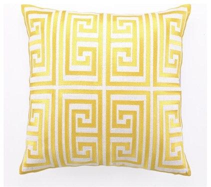 Modern Pillows by Burke Decor