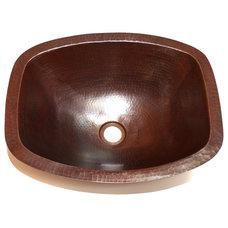 Traditional Bathroom Sinks by Artesano Copper Sinks
