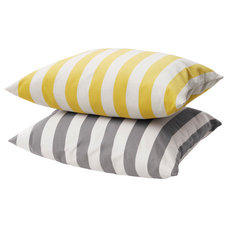 contemporary pillows by IKEA