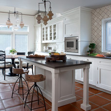 Traditional Kitchen by EW Kitchens & Extraordinary Works