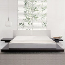 modern beds by YLiving.com