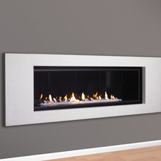 contemporary fireplaces by European Home