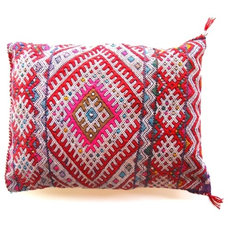 Eclectic Decorative Pillows by The Loaded Trunk