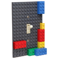 Contemporary Switchplates by ThinkGeek