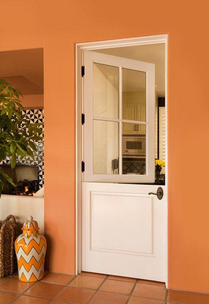 Exterior Wood Aluminum Clad Doors