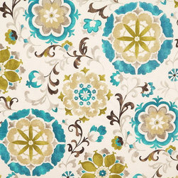 Sislo Eucalyptus Fabric - Pattern: Sislo