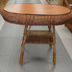 Wicker - Chairs , Tables , Sofas , Rocking Chairs -