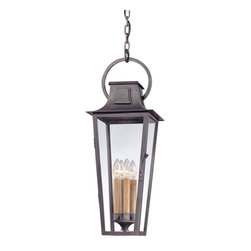 Troy Lighting - Troy Lighting F2967 French Quarter 4 Light 29 High Outdoor Pendant - Since 1963, Troy Lighting has been creating highly original fixtures shaped by a passion for design, quality and value.