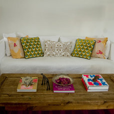Eclectic Living Room by Soledad Alzaga